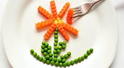 Mangiano solo Bio per 15 giorni, pesticidi quasi spariti dall'organismo