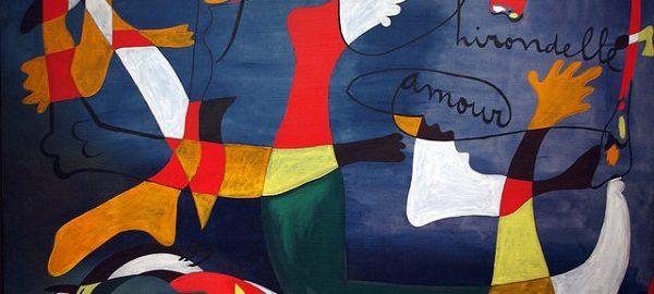 Joan Miro mostra Palazzo Zabarella Padova