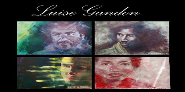 A PADOVA: LUISE GANDON PORTRAITS OF MOVIES