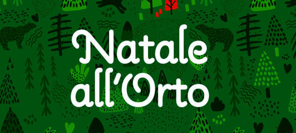 Natale all'Orto Botanico