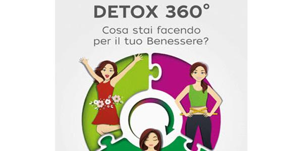 CAMPAGNA DETOX 360°: DEPURAZIONE DELL'ORGANISMO
