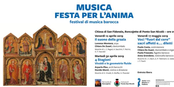 Musica Festa per l'Anima 2019