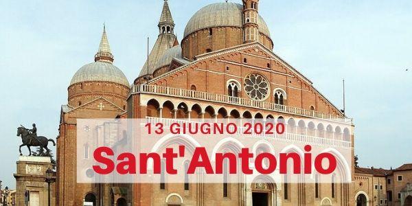 Domani, Vigilia della festa del Santo di Padova