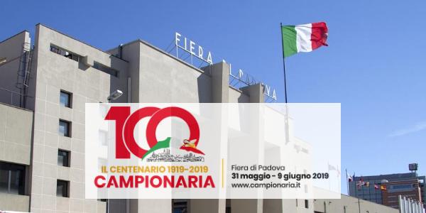 Centenario della Campionaria di Padova