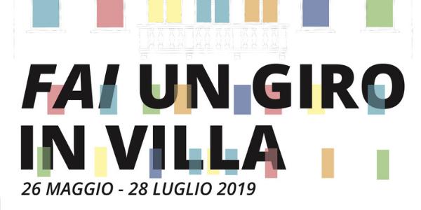 FAI un giro in villa Veneta 2019